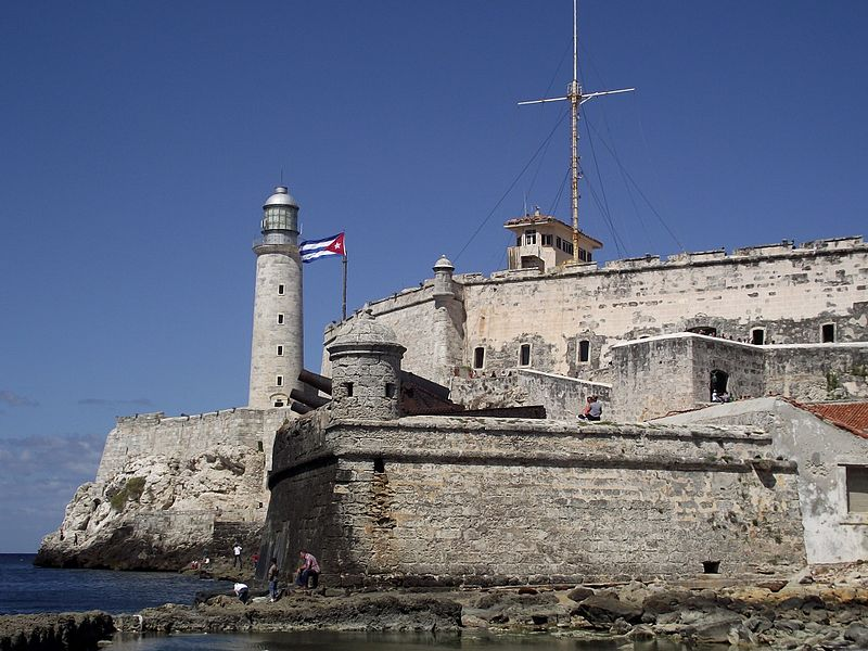 Castle of the Three Kings of the Morro